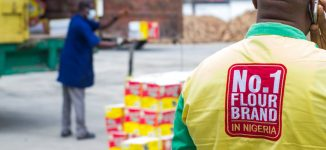 From north, south, east to west! Flour Mills of Nigeria donates amidst the coronavirus pandemic