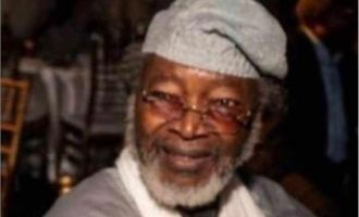 Yomi Obileye, veteran Nollywood actor, is dead