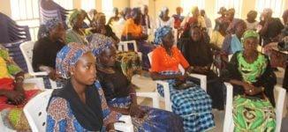 PHOTOS: Zulum sends delegation to Chibok on 6th anniversary of schoolgirls' abduction