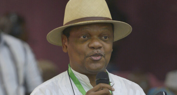 Atedo Peterside on #EndSARS violence: 5% using divide and rule to control 95% of Nigerians