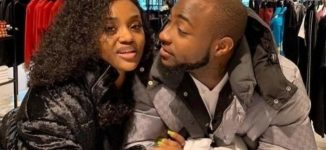 Chioma, Davido's fiancee, recovers from COVID-19