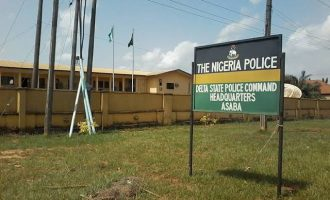 Police seal off clinic where dead COVID-19 patient was first admitted in Delta
