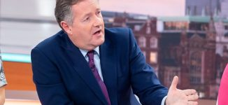 COVID-19: Piers Morgan tests negative after 'showing symptoms'