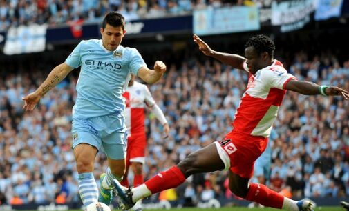 Taye Taiwo: Man Utd fans accused me of helping City win 2012 league title