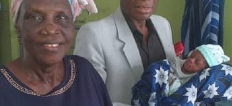 68-year-old woman gives birth to twins at LUTH