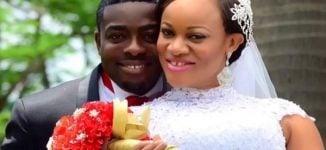 'We still act like honeymooners' — Uche Nnanna, husband mark 6th wedding anniversary