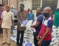 COVID-19: Arik Air distributes palliatives to Lagos communities