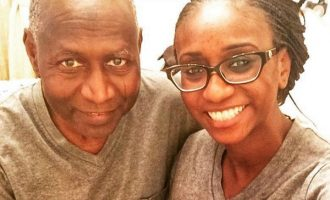 Abba Kyari never drove till he died, says daughter in touching tribute