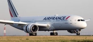 Court awards N500,000 against Air France over Lagos judge's misplaced luggage