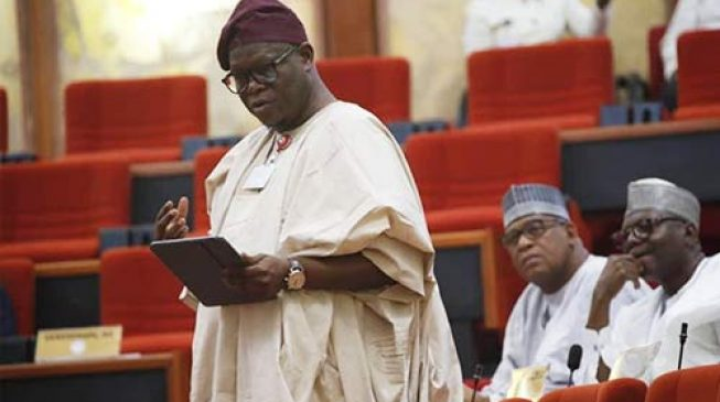 Senate: We are not too quick in approving Buhari's loan requests