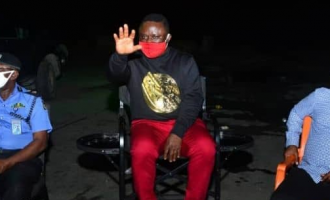 EXTRA: I spend nights at our borders to guard Cross River against COVID-19, says Ayade