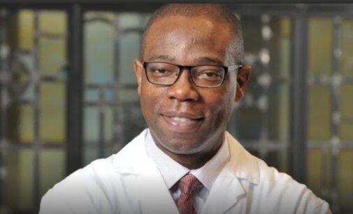 CLOSE-UP: Babafemi Taiwo, the UI product leading US search for COVID-19 drug