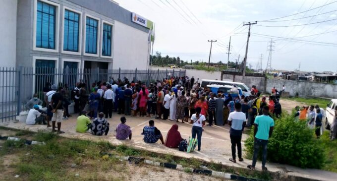 Reorganise yourselves or risk another lockdown, NCDC warns Nigerians