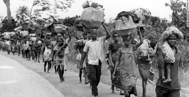 53 years on… sad memories from Biafra war
