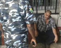 Rivers police rescue abducted Lebanese-born Nollywood actor