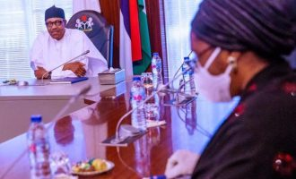 EXTRA: Buhari trusts women more than men, says Garba Shehu