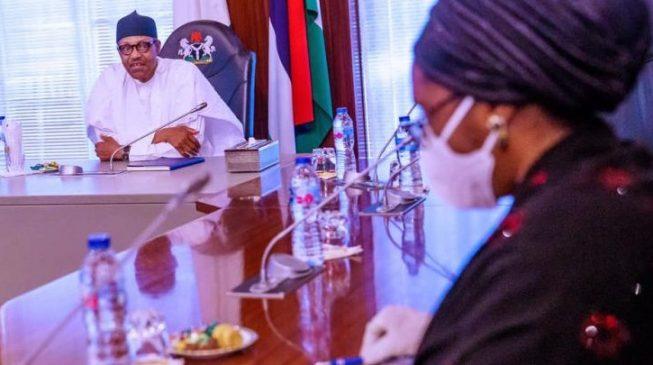 EXTRA: Buhari trusts women more than men, says Garba Shehu