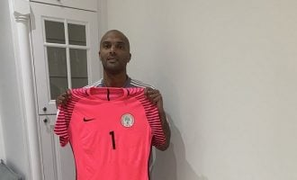 Carl Ikeme auctions Eagles jersey to help motherless babies