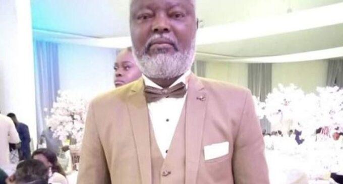 Chidi Offor-Okenwa, Enugu FA chairman, is dead