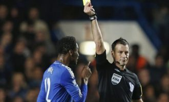 Mark Clattenburg names Mikel Obi among five most annoying players he's officiated