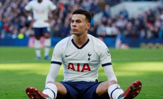 Tottenham's Dele Alli suffers facial injuries after knifepoint robbery at home