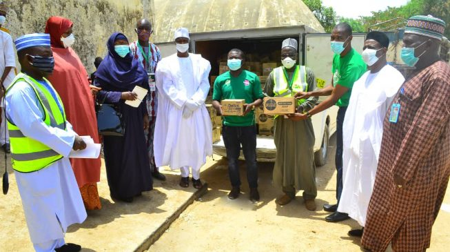 COVID-19 relief: Dettol supports Kano state government with hygiene products