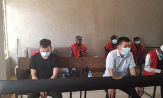 Two Chinese who 'offered N100m bribe to EFCC' granted N10m bail