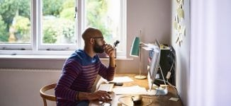 Eight ways to improve your work from home skills