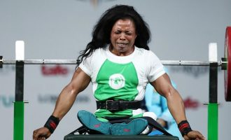 Oyema, Paralympic gold medalist, gets 4-year ban for doping