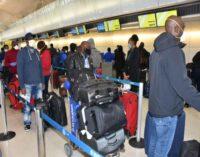 COVID-19: FG suspends evacuation of Nigerians abroad