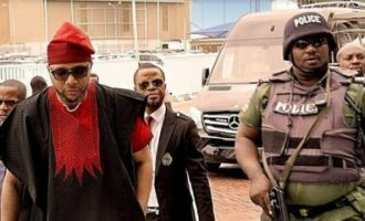 IGP orders 'probe of E-Money, withdrawal of his police escorts'