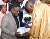 Cross River lifts ban on religious gatherings