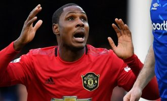 Ighalo's stay at Man United likely to end next week