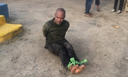 Police inspector goes on shooting spree, kills colleague