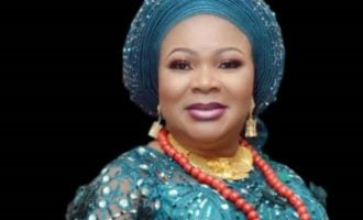 Children's Day: Janet Afolabi, Apomu queen, distributes noodles, masks to kids
