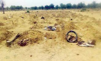 Report: 68 buried in Yobe LGA — in three days