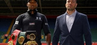 'You either fight or vacate the title' — Kubrat Pulev warns Anthony Joshua