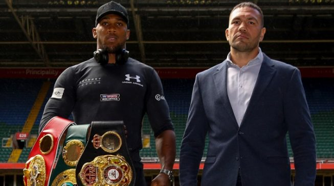 You either fight or vacate the title' — Kubrat Pulev warns Anthony Joshua
