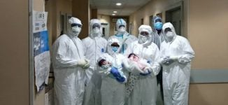 22-year-old COVID-19 patient gives birth to twins at LUTH