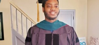 Meet Austin Ikpeama, US-based Nigerian, who bagged PhD at 24