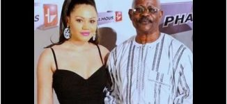 'You don't try to create confusion in families' — Nadia Buari's dad tackles radio presenter