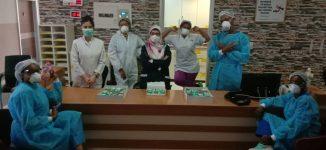 Nizamiye Hospital celebrates nurses
