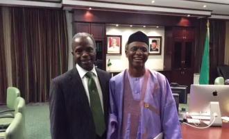 EXTRA: Osinbajo is chairman of 'Short People Association of Nigeria', says el-Rufai
