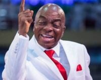 Oyedepo: The church is back on its feet… anyone against it will die