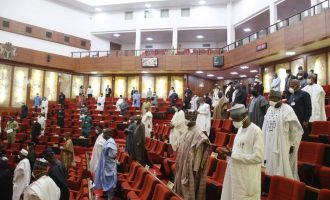 Nigeria's national assembly of job scandals