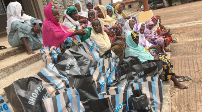 Group distributes items worth N13.5m to Muslims during Ramadan
