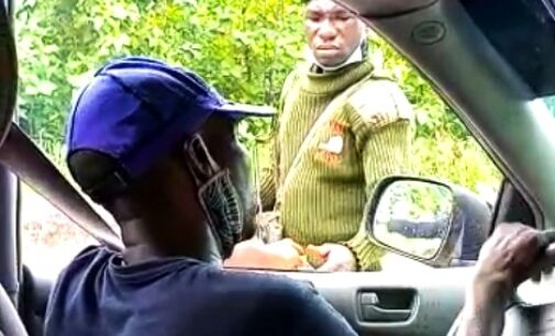 UNDERCOVER INVESTIGATION: For N16,500, security agents will allow you travel from Lagos to Abuja despite interstate ban