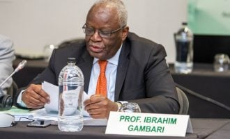 ALERT: Social media accounts of Ibrahim Gambari fake