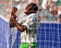 Kwara gov to name sports complex after Rashidi Yekini