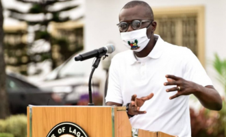 Sanwo-Olu: We are using private buildings as isolation centres